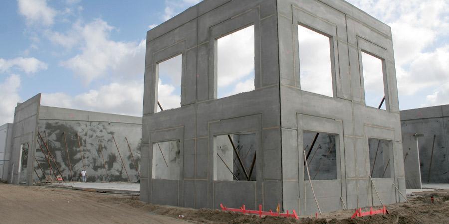 Tilt Up Construction Benefits From Control Flow Concrete