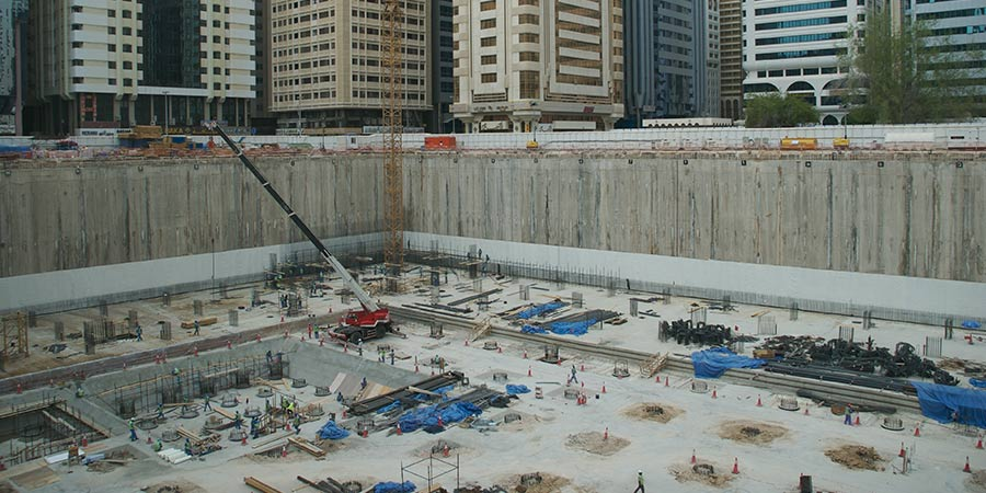 Image result for foundations to a construction project