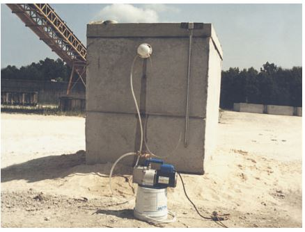 Precast Concrete Septic Tanks | GCP Applied Technologies
