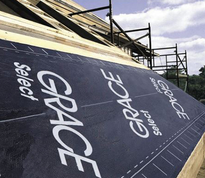 High Performance Roofing Underlayments Gcp Applied