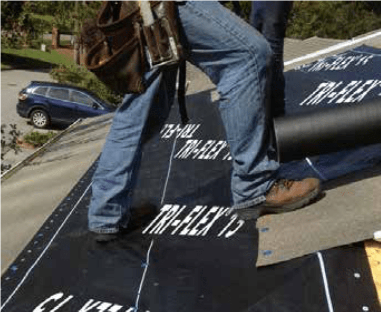 Tri Flex 174 15 Synthetic Underlayment Gcp Applied Technologies
